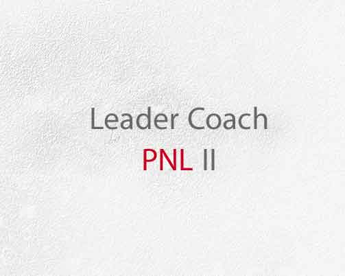 Formation Leader coach PNL