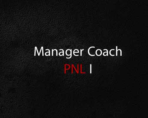 Formation manager coach PNL