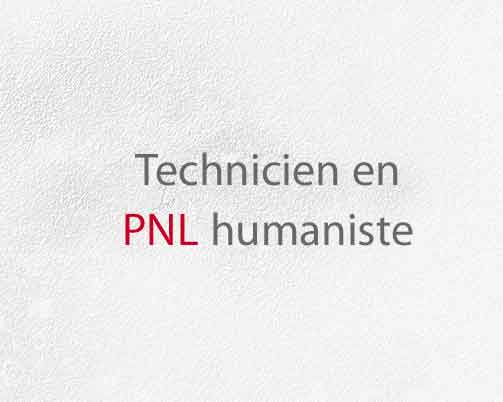 Formation technicien en PNL humaniste